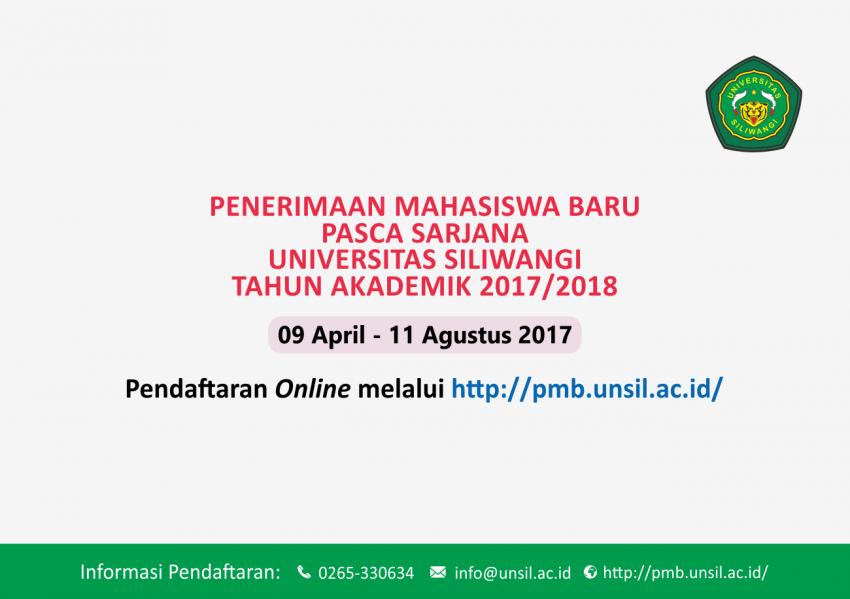 post-pmb-pasca-sarjana-unsil-2017