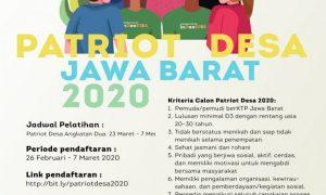 Patriot-Desa-Jawa-Barat-2020